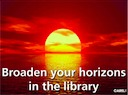Broaden your horizons CP2014