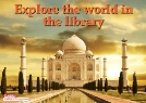 Explore the World-Taj Mahal CP2045