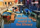 Explore the World-Venice CP2044