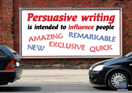 Persuasive Writing: January 2012