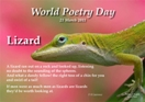 World Poetry Day 2011