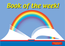 Book Of The Week Rainbow CP2085