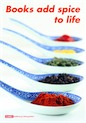 Books add spice to life CP2023