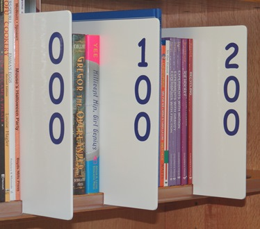 Non Fiction Shelf Signs - Non Fiction Shelf Markers | All your ...