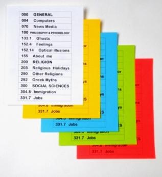 Shelf Labels Non Fiction Junior Shelf Labels All Your
